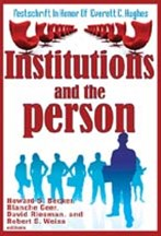 Institutions and the Person
