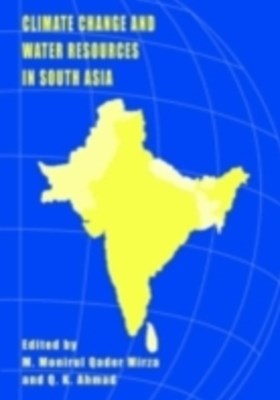 (ebook) Climate Change and Water Resources in South Asia