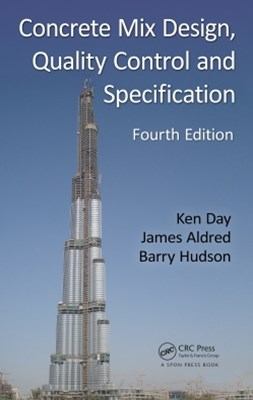 (ebook) Concrete Mix Design, Quality Control and Specification