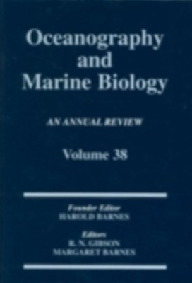(ebook) Oceanography and Marine Biology: An Annual Review: Volume 38