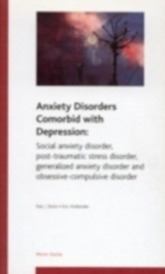 (ebook) Anxiety Disorders Comorbid with Depression