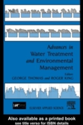 (ebook) Advances in Water Treatment and Environmental Management