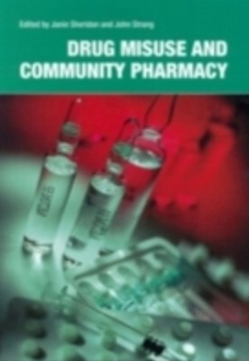 (ebook) Drug Misuse and Community Pharmacy
