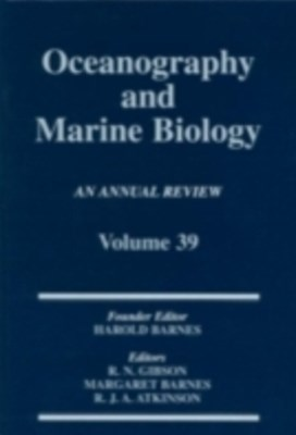 (ebook) Oceanography and Marine Biology, An Annual Review, Volume 39