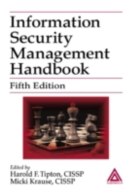 (ebook) Information Security Management Handbook