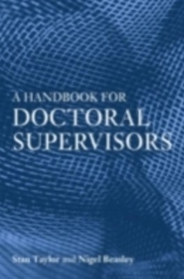 Handbook For Research Superv