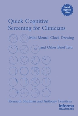 Quick Cognitive Screening for Clinicians