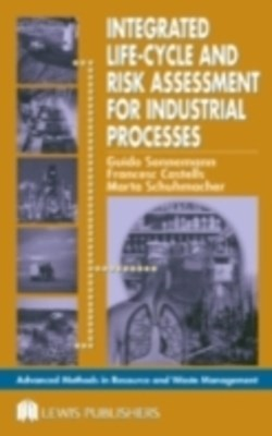 (ebook) Integrated Life-Cycle and Risk Assessment for Industrial Processes