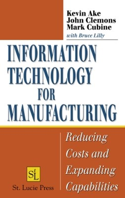 (ebook) Information Technology for Manufacturing