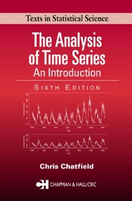 (ebook) The Analysis of Time Series