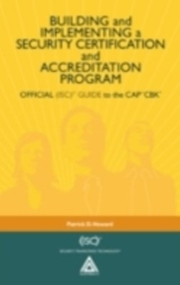 (ebook) Building and Implementing a Security Certification and Accreditation Program