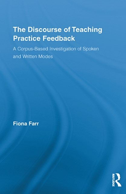 Discourse of Teaching Practice Feedback