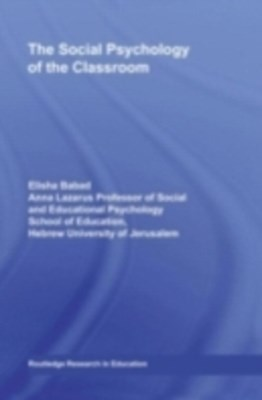 (ebook) Social Psychology of the Classroom