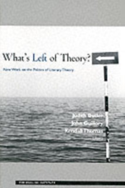 What's Left of Theory?