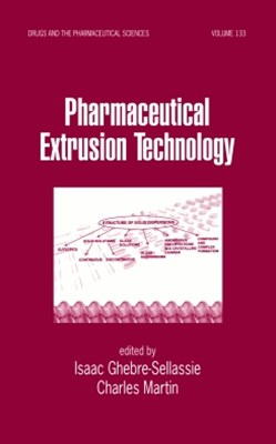 (ebook) Pharmaceutical Extrusion Technology