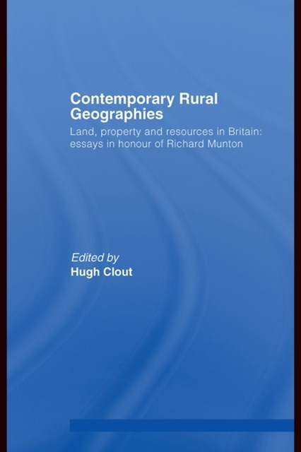 Contemporary Rural Geographies