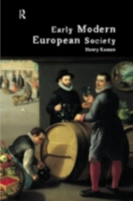 Early Modern European Society