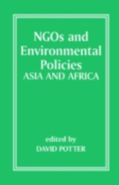 NGOs and Environmental Policies