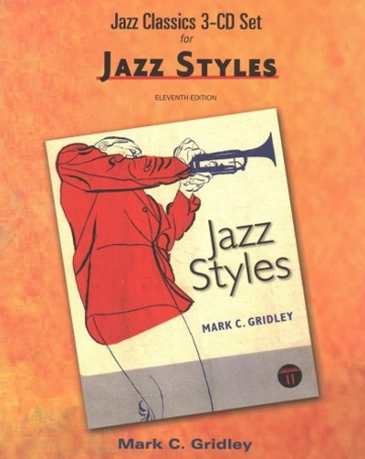 Jazz Classics CD Set (3 CD's) for Jazz Styles