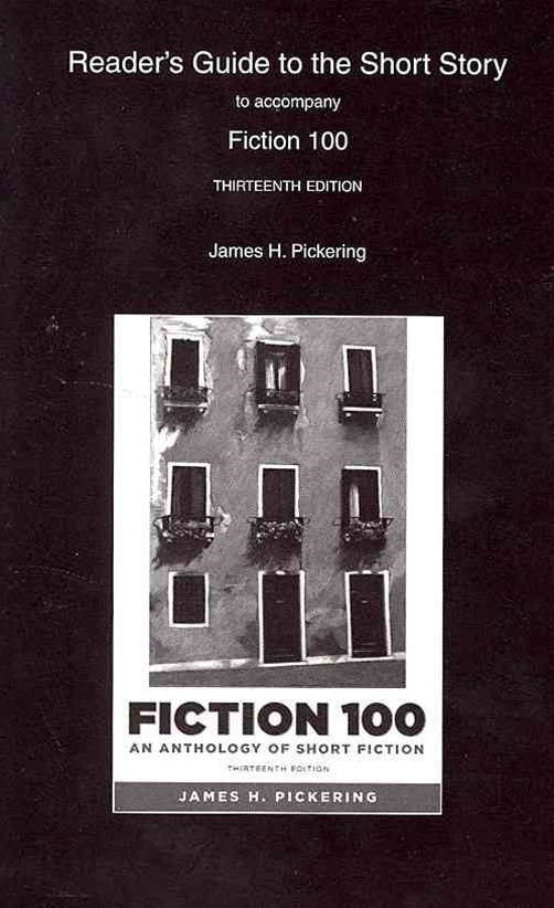 Reader's Guide to the Short Story for Fiction 100