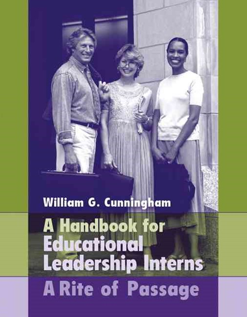 Handbook for Educational Leadership Interns