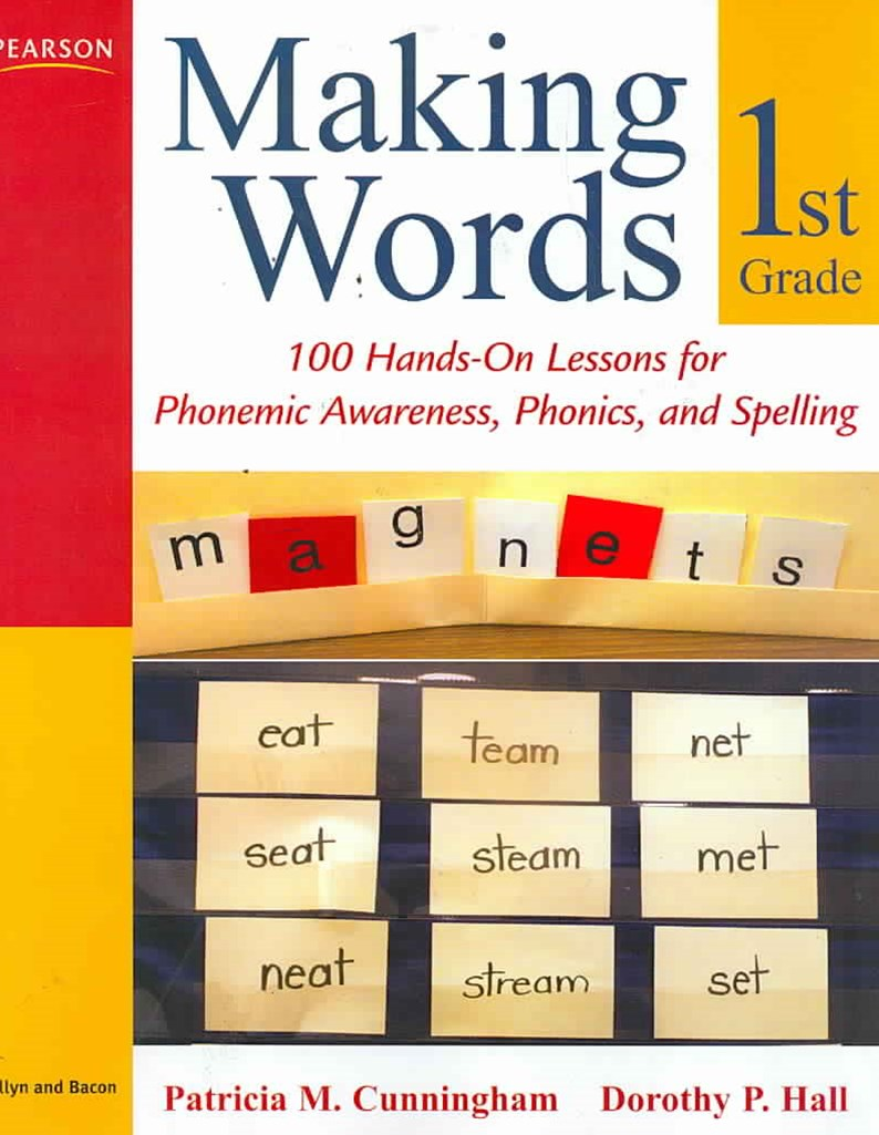 Making Words First Grade