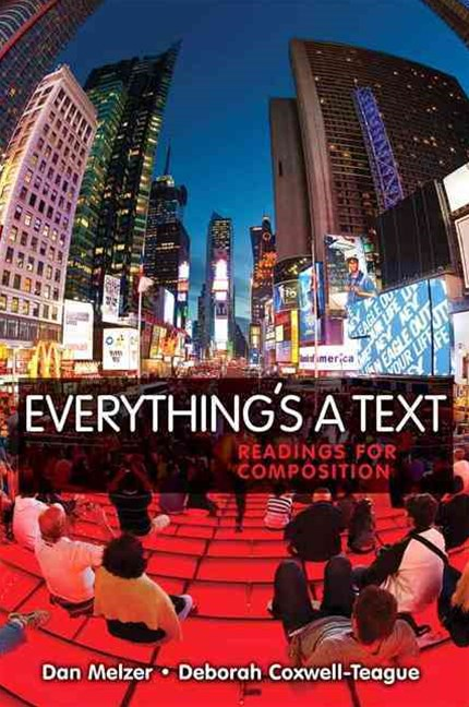 Everything's a Text