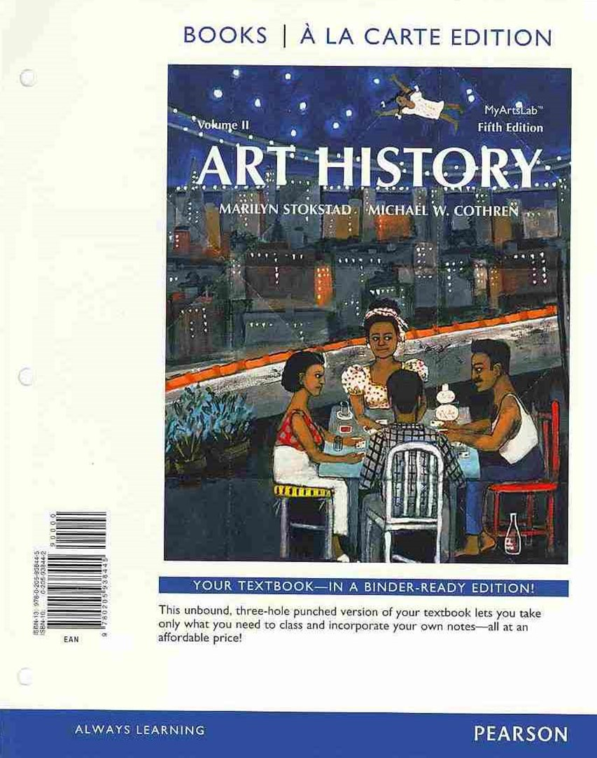 Art History Volume 2, Books Al a Carte Plus NEW MyArtsLab with EText -- Access Card Package