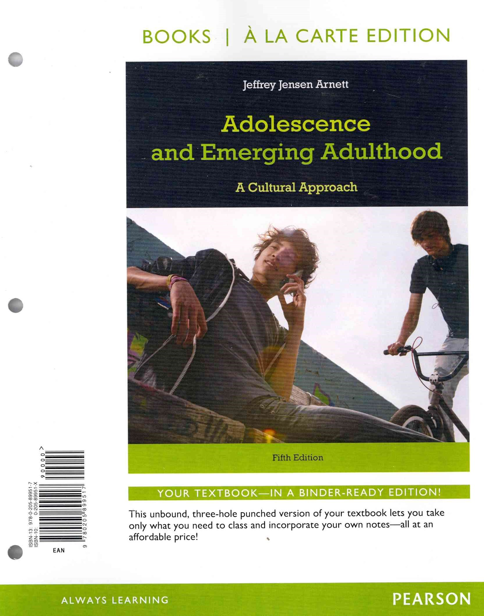 Adolescence and Emerging Adulthood, Books a la Carte Plus NEW MyPsychLab Wtih Pearson EText -- Acce