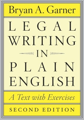 (ebook) Legal Writing in Plain English, Second Edition