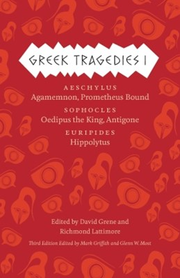(ebook) Greek Tragedies 1