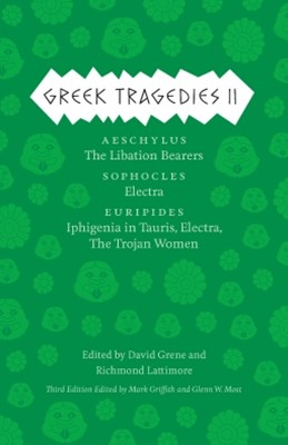(ebook) Greek Tragedies 2
