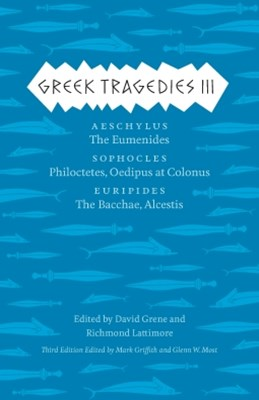 (ebook) Greek Tragedies 3