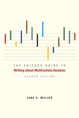 (ebook) The Chicago Guide to Writing about Multivariate Analysis, Second Edition