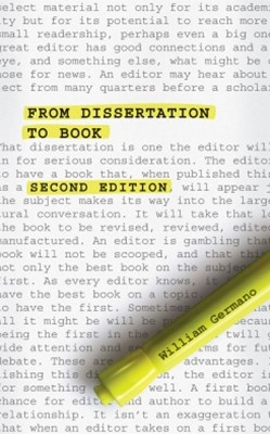 (ebook) From Dissertation to Book, Second Edition
