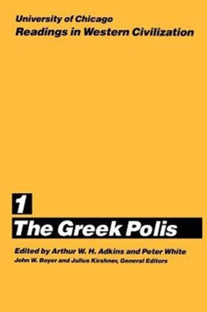Readings in Western Civilization: Greek Polis