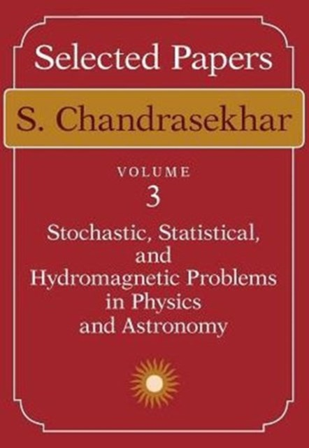 S. Chandrashekar - Selected Papers