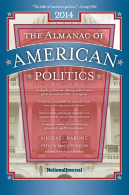 (ebook) The Almanac of American Politics 2014