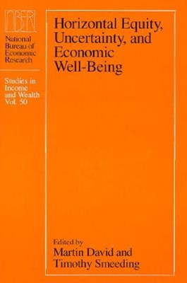 Horizontal Equity, Uncertainty, and Economic Well-Being