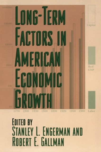 (ebook) Long-Term Factors in American Economic Growth