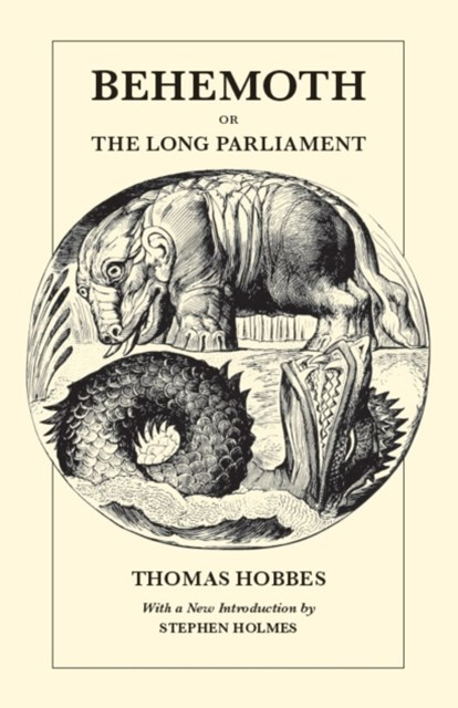 (ebook) Behemoth or The Long Parliament