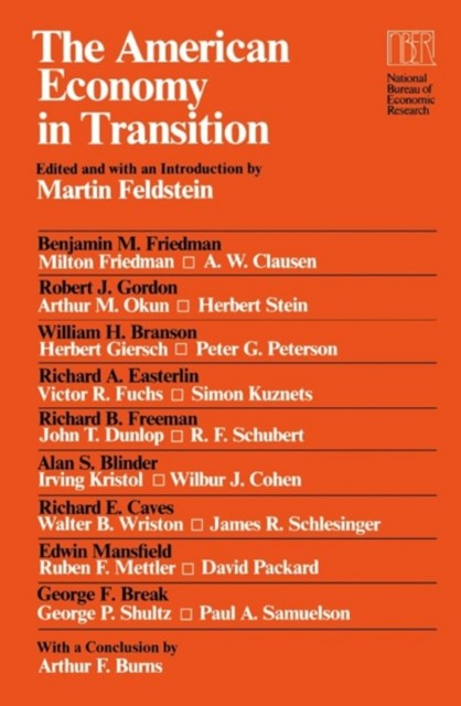 (ebook) American Economy in Transition