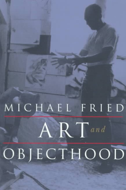 Art and Objecthood