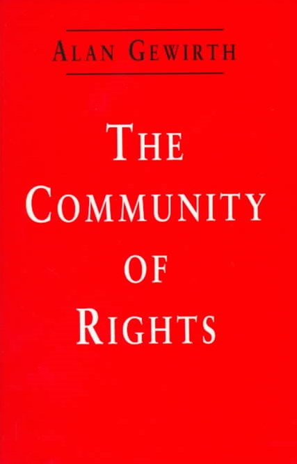 Community of Rights