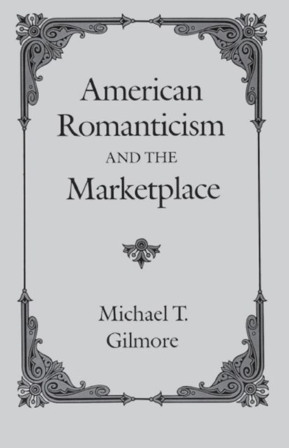 (ebook) American Romanticism and the Marketplace