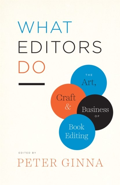 (ebook) What Editors Do