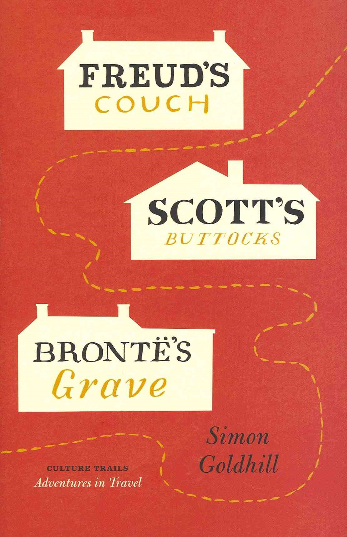 Freud's Couch, Scott's Buttocks, Bronte's Grave