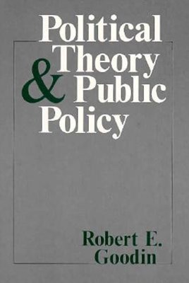 Political Theory and Public Policy