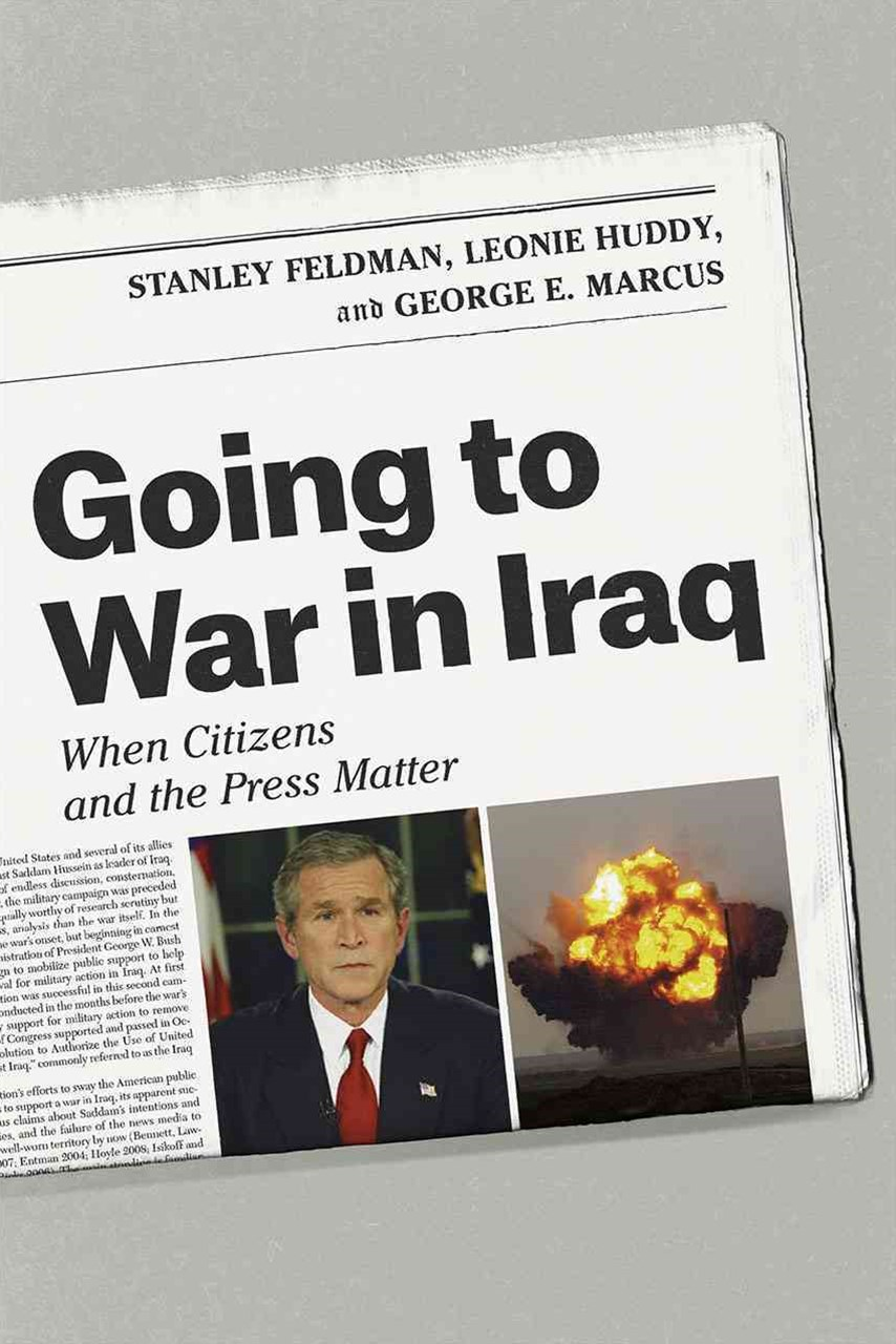 Going to War in Iraq
