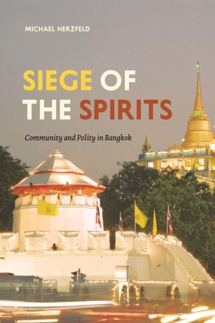 (ebook) Siege of the Spirits